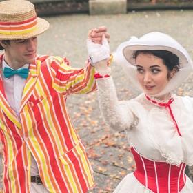 Achetez en ligne les costumes les plus originaux de Mary Poppins