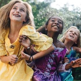Achetez en ligne les costumes les plus originaux de Princesses Disney