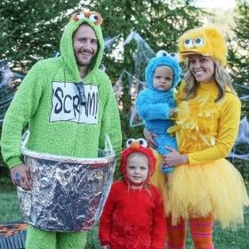 Achetez en ligne les costumes les plus originaux de Sesame Street