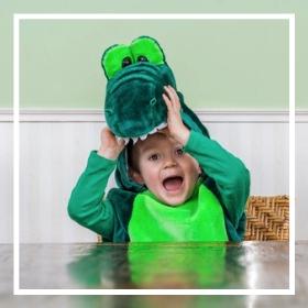Acheter en ligne les costumes d'animaux les plus originaux pour enfants