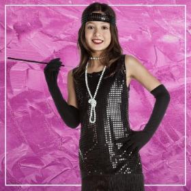 Acheter en ligne les costumes Charleston les plus originaux pour filles