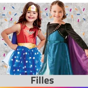 Costumes originaux pour filles