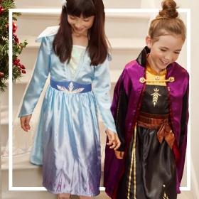 Acheter en ligne les costumes Frozen les plus originaux pour filles