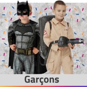 Costumes originaux pour garçons