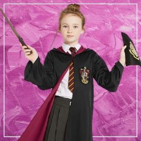 Acheter en ligne les costumes Harry Potter les plus originaux pour filles