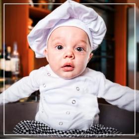Achetez en ligne les costumes métiers pour bébés les plus originaux