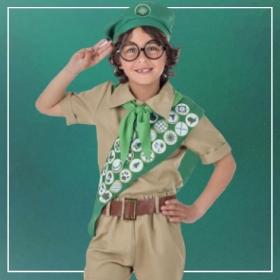 Acheter en ligne les costumes métiers les plus originaux pour garçons