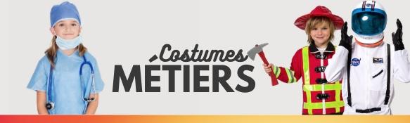Acheter en ligne les costumes métiers les plus originaux pour hommes, femmes et enfants