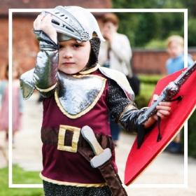 Acheter en ligne les costumes Moyen Âge les plus originaux pour enfants