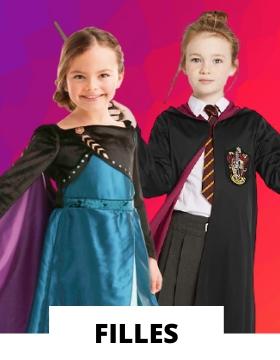 Idées pour déguiser les filles avec des costumes originaux de carnaval