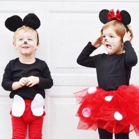 Achetez en ligne les déguisements les plus originaux de Mickey Mouse et leurs personnages