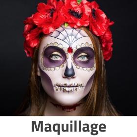 Maquillage Carnaval pour se déguiser