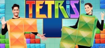 Acheter robes et costumes Tetris