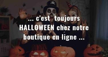 Déguisements et accessoires Halloween
