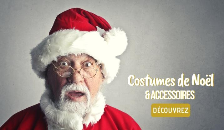 Costumes de Noël pour homme, femme et enfants
